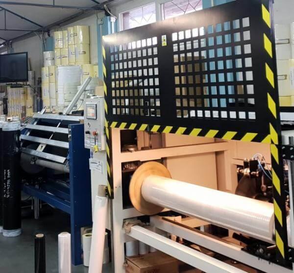 maszyna do produkcji taśm